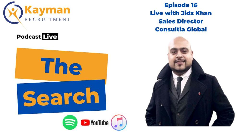 'The Search' Episode 16 with Jidz Khan