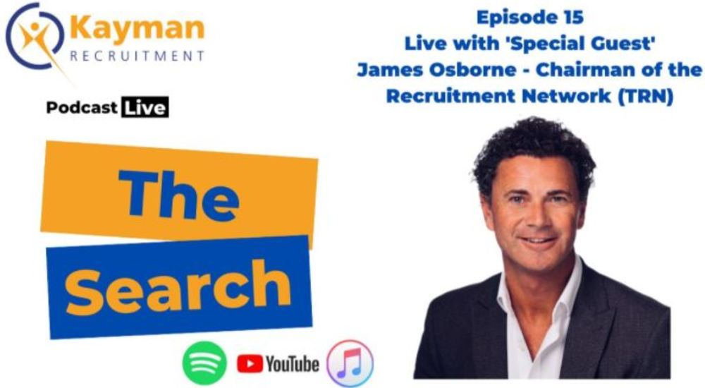 'The Search' Episode 15 with James Osborne