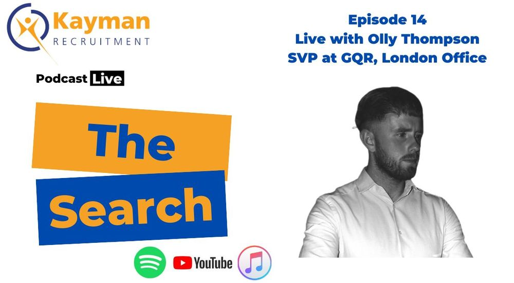 'The Search' Episode 14 with Olly Thompson