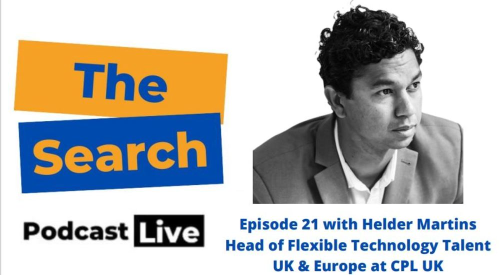 'The Search' Episode 21 with Helder Martins